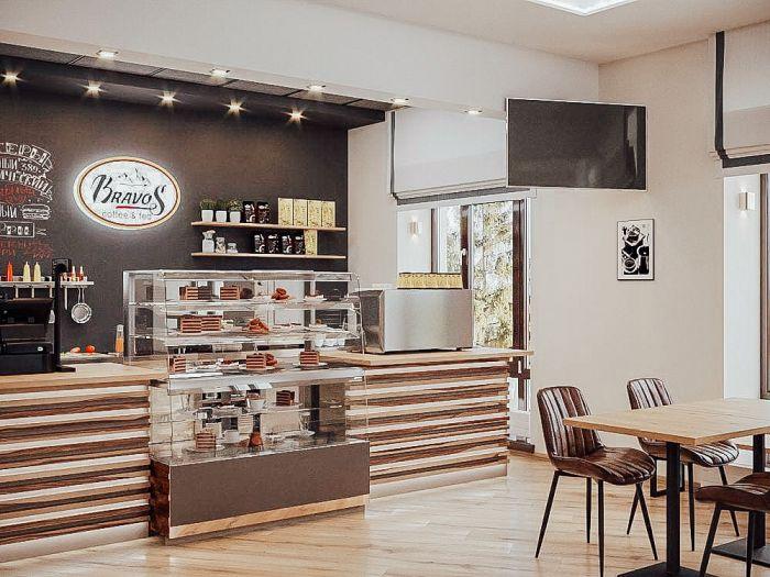 кофейня Bravos франшиза